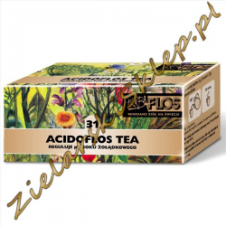 Acidoflos Tea Herbs in...