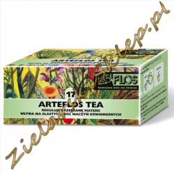 Arteflos Tea Herbs Against...
