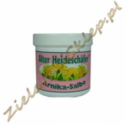 Ointment with Arnica, Balm...