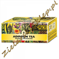 Adiposin Tea Herbs Used in...