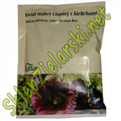 Black Malva, Black Flower Black 50gr
