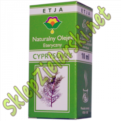 Natural Cypress Oil 10ml